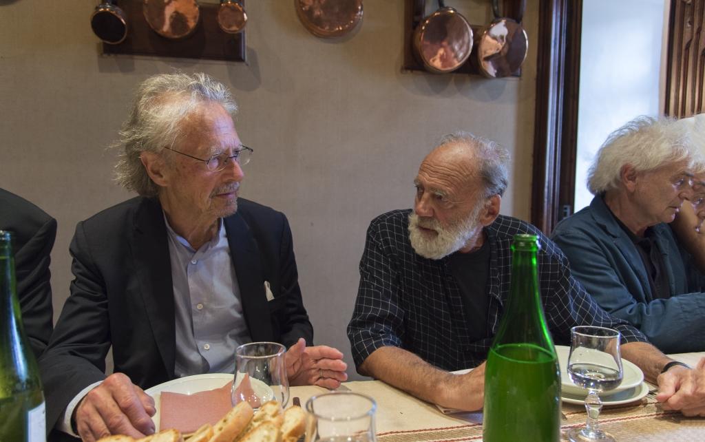 Bob Thomas Ford >> Peter Handke Kosmos – Bruno Ganz